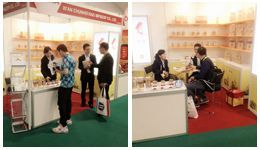 Our Company Participated in the FHA2016 Singapore
