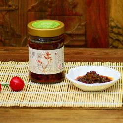 Chinese Prickly Ash Sprout Chili Sauce