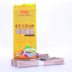 2020 New Handmade Buckwheat Hollow Dry Noodles
