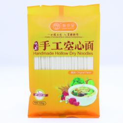 2020 New 100g Baby Noodles Handmade Original Hollow Dry Noodles